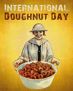 Donut Day Article